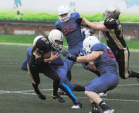 Stas Zhigarev (27) in action royalty free stock image