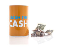 Stash the Cash Stock Photography