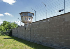 Stasi prison Royalty Free Stock Photos