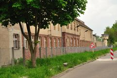 Stasi prison Royalty Free Stock Photography