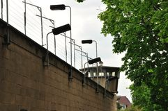 Stasi-prison Royalty Free Stock Photo