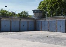 Stasi więzienie Fotografia Royalty Free