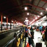 Stasiun stock image