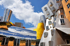 Stata Center of MIT Stock Image