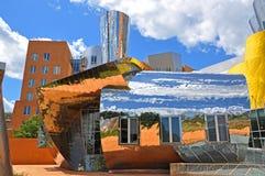 Stata mitt av MIT, Boston, USA royaltyfri foto