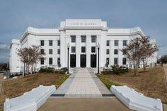 State of Alabama building Stock Photo