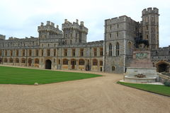 Royal State Apartments Windsor Castle Royalty Free Stock Image