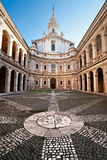 State Archives, Rome, Italy. Royalty Free Stock Photography