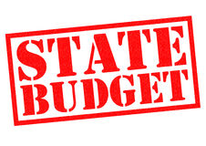 STATE BUDGET Stock Photography