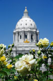 State Capital. Picture of a Minnesota State Capitol Stock Images