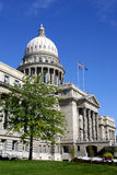 State Capital Building Royalty Free Stock Images