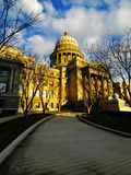 State Capital Building Royalty Free Stock Photos