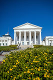 The State Capital building in Richmond Virginia Stock Image