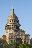 State Capital of Texas in Austin at Sunset Stock Photography
