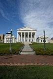 State Capital of Virginia. Virginia State Capital building in Richmond, Virginia Stock Images