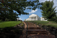 State Capital of Virginia. Virginia State Capital building in Richmond, Virginia Stock Photography