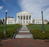 State Capital of Virginia. Royalty Free Stock Image