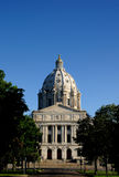 State Capitol. Picture of a Minnesota State Capitol Royalty Free Stock Image