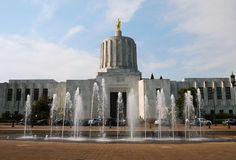 State Capitol Royalty Free Stock Image