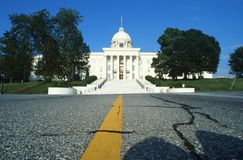 State Capitol of Alabama Stock Image