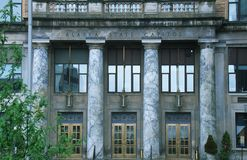 State Capitol of Alaska Royalty Free Stock Images
