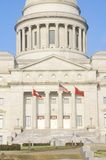 State Capitol of Arkansas Royalty Free Stock Photography