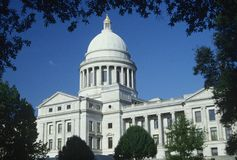 State Capitol of Arkansas, Stock Images