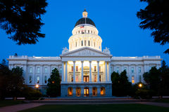 State Capitol Building royalty free stock image