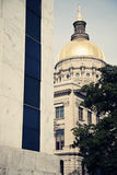 State Capitol Building in Atlanta Stock Photos