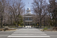 State Capitol Building, Carson City, Nevada Royalty Free Stock Photography