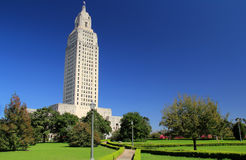 State Capitol Building Royalty Free Stock Images