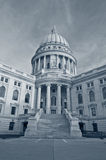 State capitol building, Madison. Stock Image