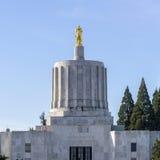 State capitol building Salem Oregon. Stock Images
