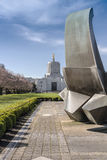 State capitol building Salem Oregon. royalty free stock photography