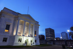 State Capitol Building of Virginia Royalty Free Stock Images