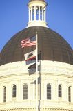 State Capitol of California, Royalty Free Stock Photos