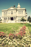 State Capitol of Cheyenne in Wyoming. Stock Image