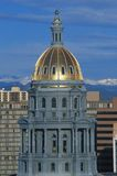 State Capitol of Colorado stock photo