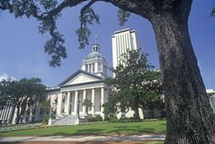 State Capitol of Florida, Stock Image