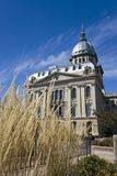 State Capitol of Illinois. In Springfield Stock Image