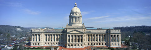 State Capitol of Kentucky Royalty Free Stock Images