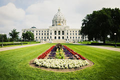 State Capitol of Minnesota Royalty Free Stock Photo