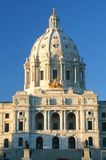 State Capitol of Minnesota Royalty Free Stock Photography