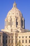 State Capitol of Minnesota Royalty Free Stock Images