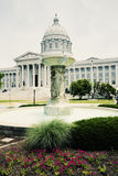 State Capitol of Missouri. In Jefferson City Royalty Free Stock Photo