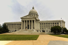 State Capitol of Missouri Stock Images