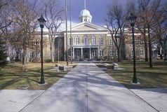 State Capitol of Nevada. Carson City Stock Images