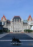 State Capitol of New York Stock Photos