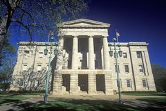 State Capitol of North Carolina, Stock Images