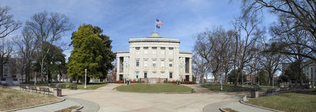 State capitol of north carolina Royalty Free Stock Image